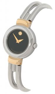 Movado Harmony Womens Two tone Watch