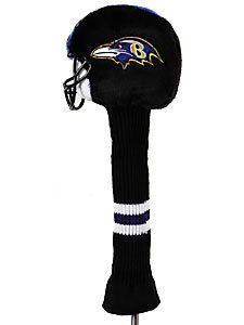 NFL Helmet Headcover   Baltimore Ravens