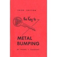 The Key to Metal Bumping An Instructive Manual of Body and Fender
