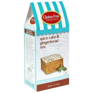 Gluten Free Pantry Spice Cake Mix