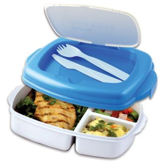 Boîte lunch STAY FIT SPEARMARK 550 + 2x165 mL   Achat / Vente LUNCH