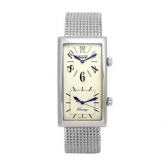 Tissot Heritage Mens Heritage White Dial Classic Prince Mesh Band