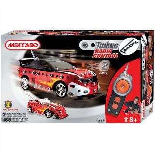 Meccano Tuning RC Red Hot Racer   Achat / Vente RADIOCOMMANDE