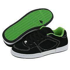Emerica AR Slim Black/Green/White