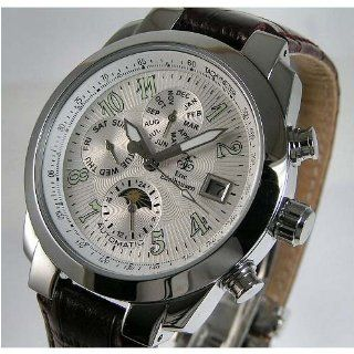 Eric Edelhausen, Ganymede Mens Automatic Watch with Full Calendar