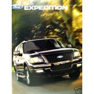 2006 Ford Expediion SUV vehicle brochure