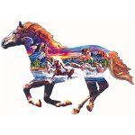 Sunsout Sedona Gallop 800 Piece Jigsaw Puzzle Toys