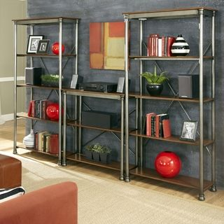 Home Styles The Orleans Multi function Vintage Storage Unit