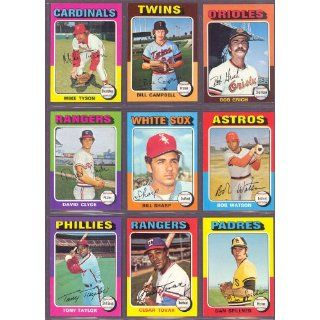 1975 Topps #226 Bill Campbell Twins (NM/MT) Collectibles