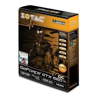 Zotac GeForce GTX560 Ti 905 MHz 1GB DDR5 PCI Express 2.0