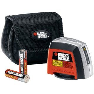 BLACK & DECKER BDL220S LASER LEVEL WITH WALL MOUNTING