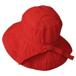 Adi Designs Womens 3.5 inch Brim Ribbon Bucket Hat
