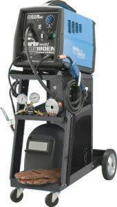 Clarke 180EN 220V Mig/ Fluxcore Gas/No Gas Welder KIT