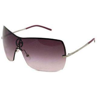Giorgio Armani GA 329 Womens Shield Sunglasses
