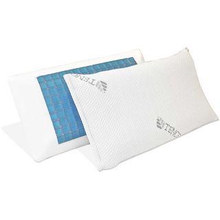 Coconut Cloud X2 Dual layer Queen size Gel Memory Foam Pillow