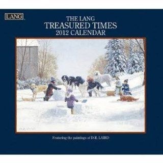 Treasured Times 2012 Wall Calendar