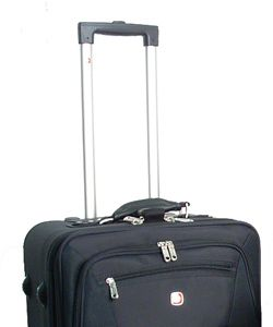 Swiss Army Lugano 4 piece Luggage Set