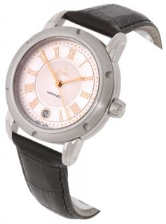 Gevril First Generation Mens Black Strap Watch Today $469.99 5.0 (4