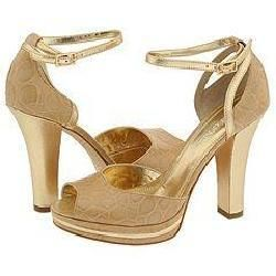 Enzo Angiolini Andriana Light Natural/Gold