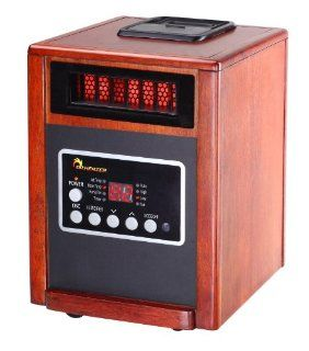 Dr.HeaterUSA DR998 1500W Elite Series Infrared Heater with