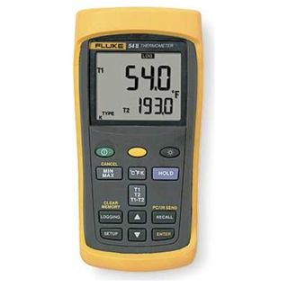 Fluke FLUKE 54 II Thermocouple Thermometer, 2 Input