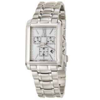 Citizen Mens Eco Drive Stainless Steel Quartz Chronograph Watch