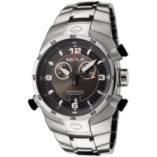 Sector Mens Elegance Two Tone Chronograph Alarm Watch