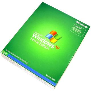 Microsoft N0900050 Windows Xp Home Edition Upgrade Package 1 Software