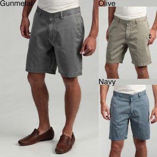 Nuco Mens Twill Shorts