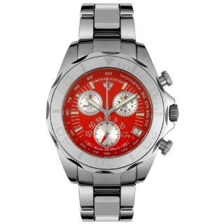 Swiss Legend Mens T8010 55 Tungsten Collection Chronograph Watch