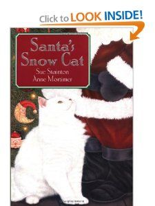 Santas Snow Cat Sue Stainton, Anne Mortimer 9780066238272