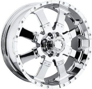 Ultra Wheels Goliath RWD Type 223/224 Chrome   17 X 8 Inch Wheel