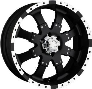 Ultra Wheels Goliath RWD Type 223/224 Matte Black Wheel with Diamond