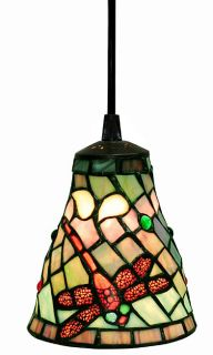 Tiffany Style Sunflower Hanging Lamp
