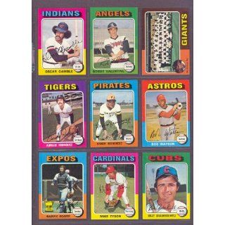 1975 Topps #224 Ramon Hernandez Pirates (NM/MT