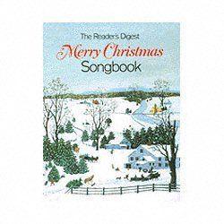 Readers Digest Merry Christmas Songbook Musical