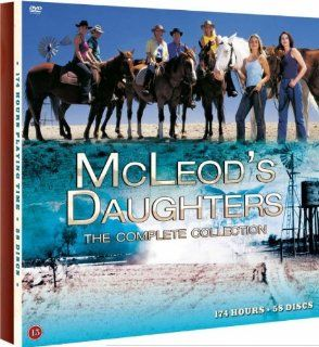 DVD Box Set ( McLeods Daughters: The Complete Collection (Ep. 1 224