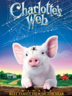 Charlottes Web (2006) Julia Roberts, Dakota Fanning