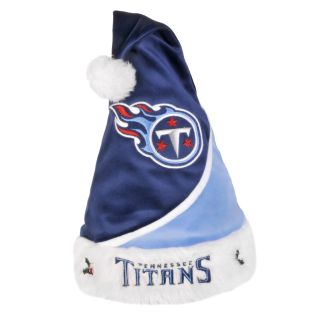 Tennessee Titans Polyester Santa Hat