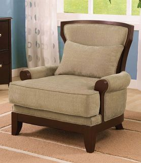 Thomas Silver Sage Chair