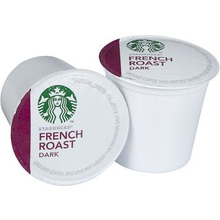 Starbucks Coffee French Roast 160 K Cups for Keurig Brewers