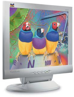 Viewsonic VE 155 15 inch Flat Panel Monitor (Refurbished)