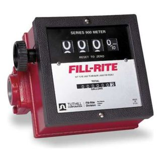 Fill Rite 9011.5 Meter, Liquid Flow, 1 1/2 MNPT
