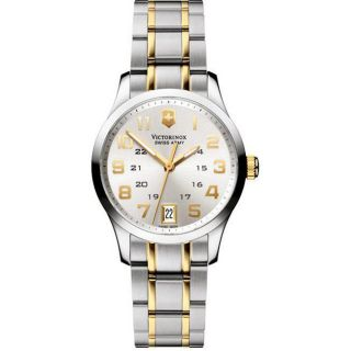 Swiss Army Womens Alliance Two tone Watch