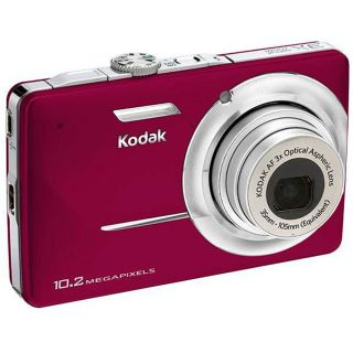 KODAK M340 Red Digital Camera (Refurbished)