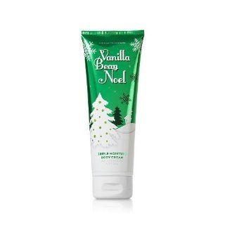 Vanilla Bean Noel Triple Moisture Body Cream, 8 OZ/226 g Beauty