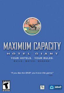 Maximum Capacity: Hotel Giant: Video Games