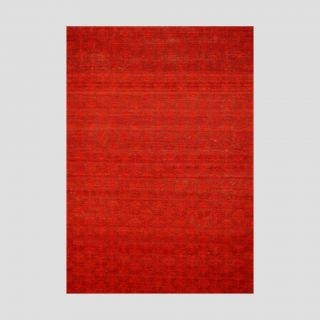 Indo Hand tufted Flat Weave Rust/ Red Kilim Rug (56 x 8) Today $120