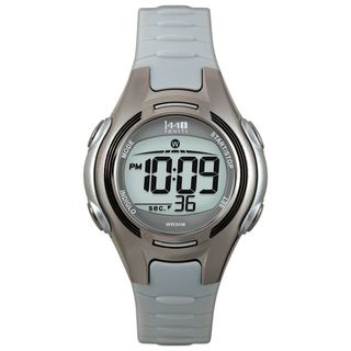 Timex Womens T5K085 1440 Sports Digital Black/Grey Watch