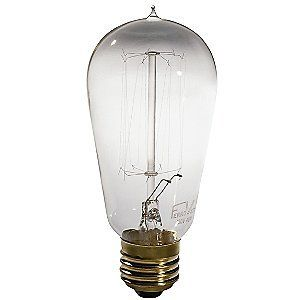 Historical Edison Bulb Set for Candelaria Chandelier
